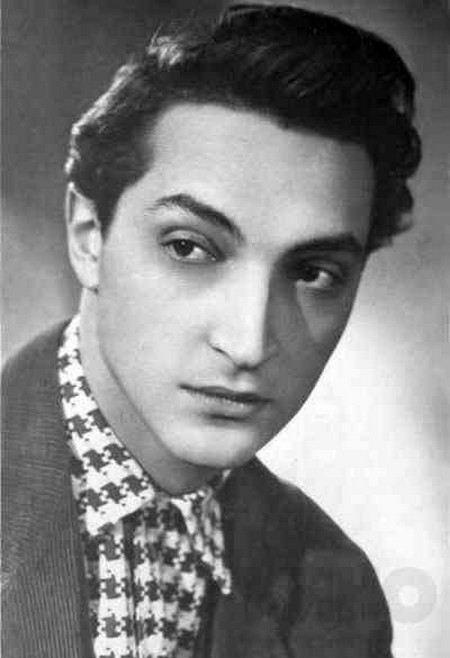 Михаил Козаков в молодости