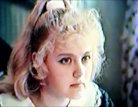 Певица Натали в молодости