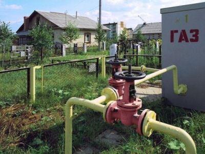 К газу подключают и частные дома