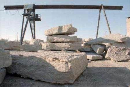Добыча строительного сырья растет