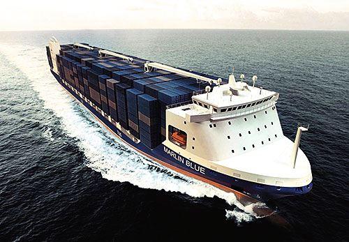Один из самых популярных и надежных видов грузоперевозок осуществляется по морю