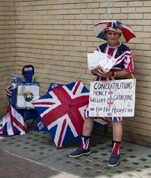 Британцы активно делают ставки