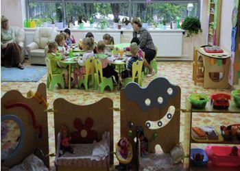Сергей Собянин произвел осмотр строительства детского сада в Куркино