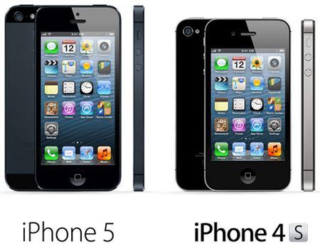 ��������� ���������� Apple ������ ���������� ����� ������� Iphone 5 �� Iphone 4S