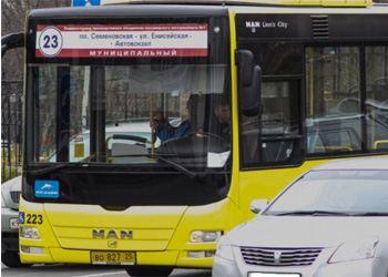 Ночной циклон не нарушил работу общественного транспорта