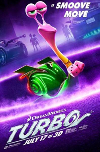 Постер к мультфильму Турбо