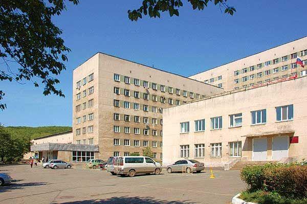 Клиническая больница Владивостока переживает не лучшие свои годы
