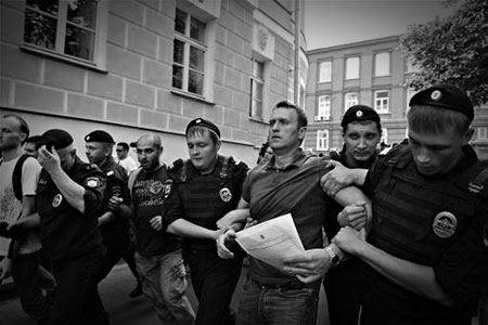 Ожидал ли сам Навальный такой поддержки извне?