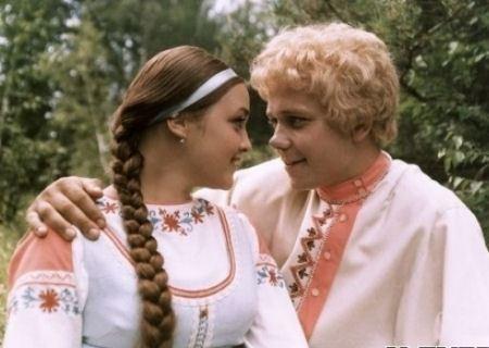 Русские красавицы всегда носили косу