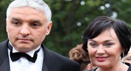 Лариса Гузеева с супругом