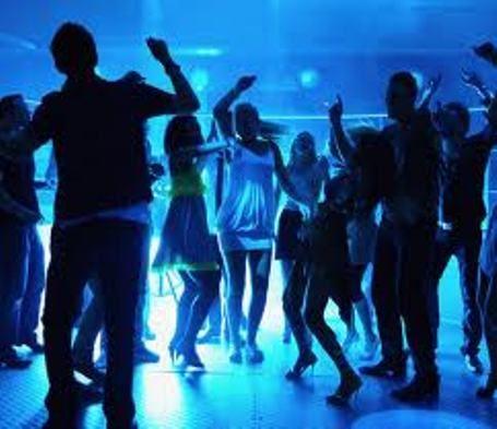 ночной клуб без