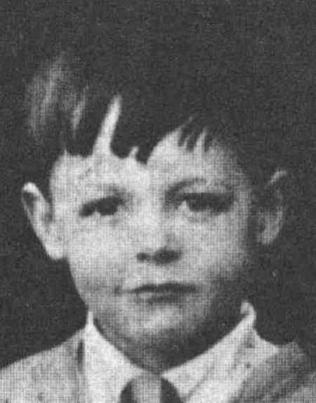 Paul McCartney as a Child
