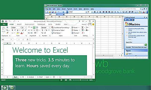 В облако «переезжает» не только бухгалтерия, но и знаменитый Office от Microsoft