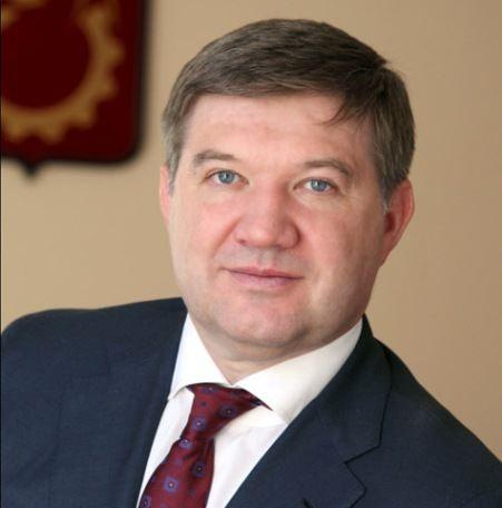 Градоначальник Балашихи Юрий Максимов