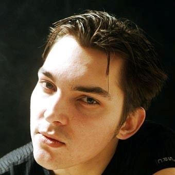 Михаил Горшенев в молодости