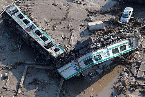 Последствия природных катаклизмов и аварии на АЭС Фукусима