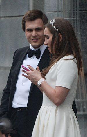 Фото: свадьба Анастасии Винокур и Григория Матвеевича