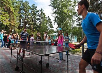 Под Тюменью построен детский лагерь за 850 миллионов рублей