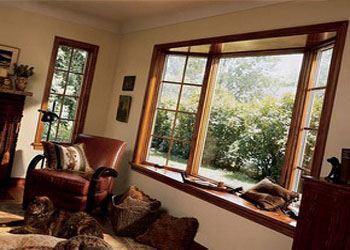 Деревянные рамы вытесняют пластиковые окна