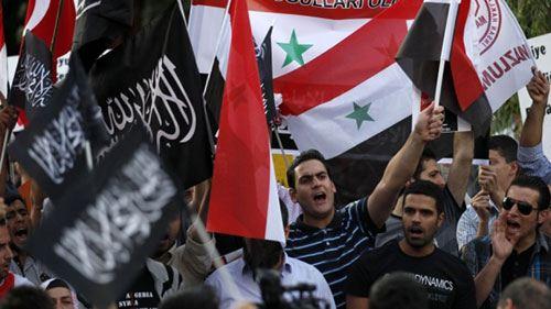 Фото: Сирийская оппозиция