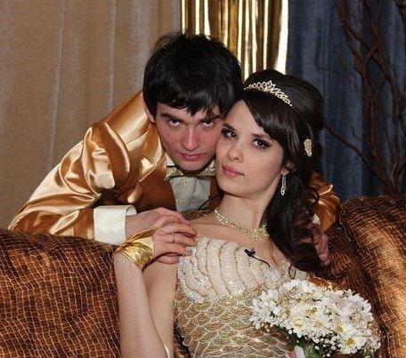Вторая свадьба Екатерины Токаревой
