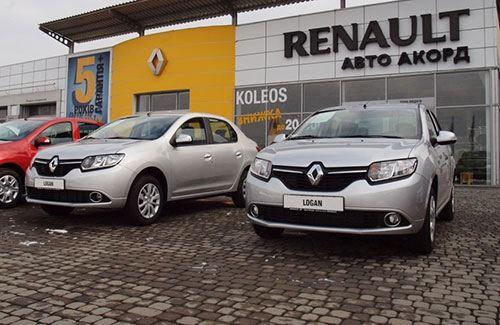 Новый Рено Логан (Renault Logan) можно будет купить дешевле