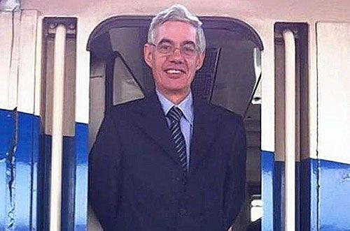 Франсиско Хосе Гарсон Амо – опытный машинист со стажем около 20 лет