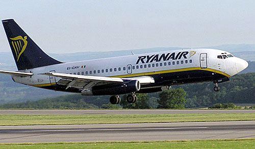 Крупнейший лоукостер Европы Ryanair пользуется огромным спросом и среди россиян