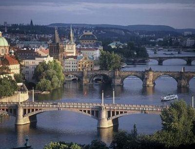 Карлов Мост в Праге - самый знаменитый в мире