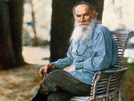 Лев Толстой носил толстовки