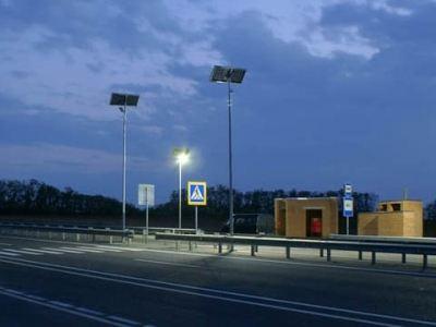 Умные фонари в Оренбурге