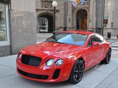 Подержанный Bentley остается признанным королем дорог