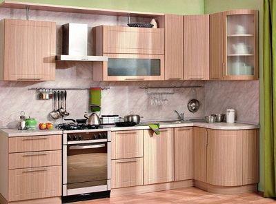 Кухонный гарнитур производства «Боровичи мебель»