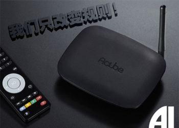 Cube вывела в свет новейшую ТВ-приставку A1