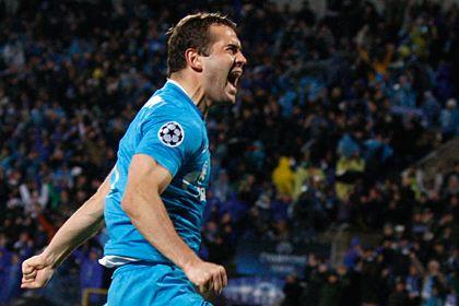 Александр Кержаков забивает впервые с 2012 года