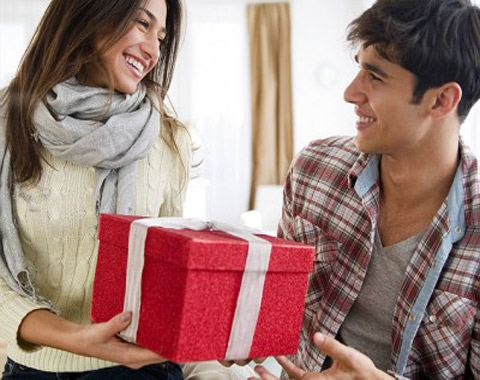 Подарок должен быть от всего сердца.