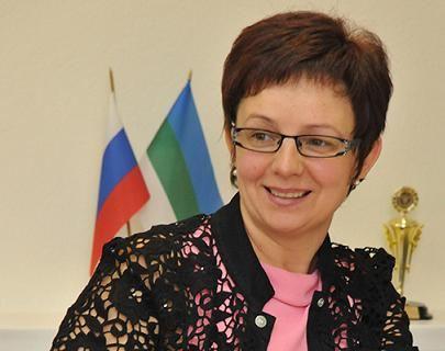 Член центрального штаба ОНФ и куратор регионального направления Ольга Савастьянова