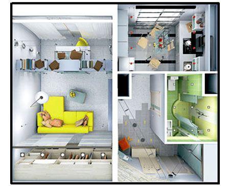 Перепланировка квартиры - дело непростое