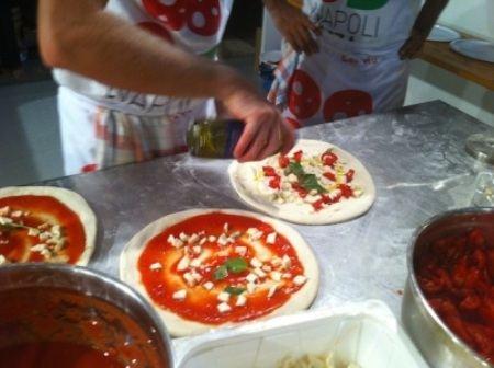 Мастера пиццы съедутся в Неаполь со всей Италии