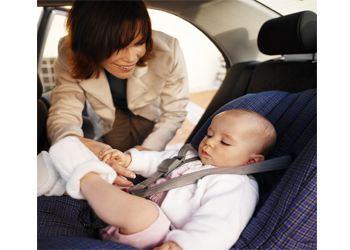 В России штраф за неиспользование  автокресла для детей с сентября увеличится в 6 раз