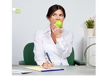 Питание на своем рабочем месте провоцирует тромбоз глубоких вен