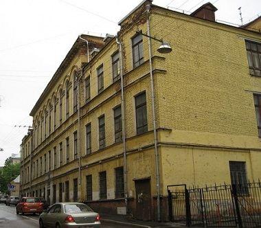 Здание Государственной исторической библиотеки