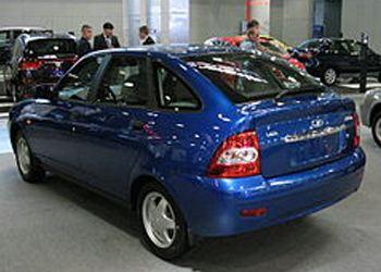 За семь месяцев 2013 года Lada Priora разошлась тиражом в 69 000 единиц