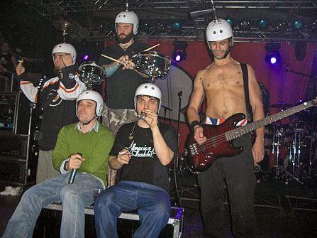 Bloodhound Gang никогда еще не были так популярны в России