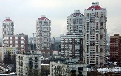 Высотные дома Москвы