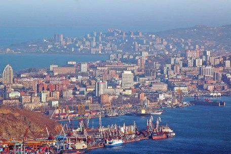 Владивосток - город добрых дел