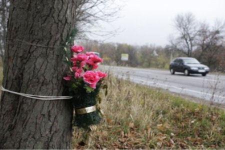 Венки у дороги могут запретить