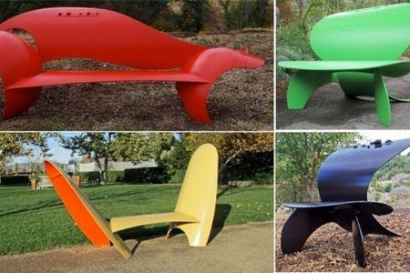 Разные цвета и конструкции