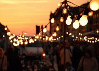 В Киеве пройдет волшебный фестиваль «Цветные ночи»