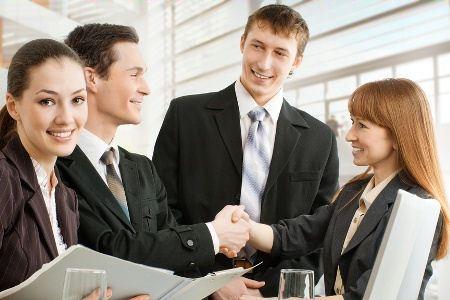 Коллектив сотрудников должен быть сильным и эффективным